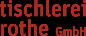 Tischlerei Rothe GmbH Logo